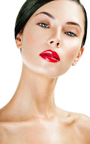 Tratamiento facial de lujo
